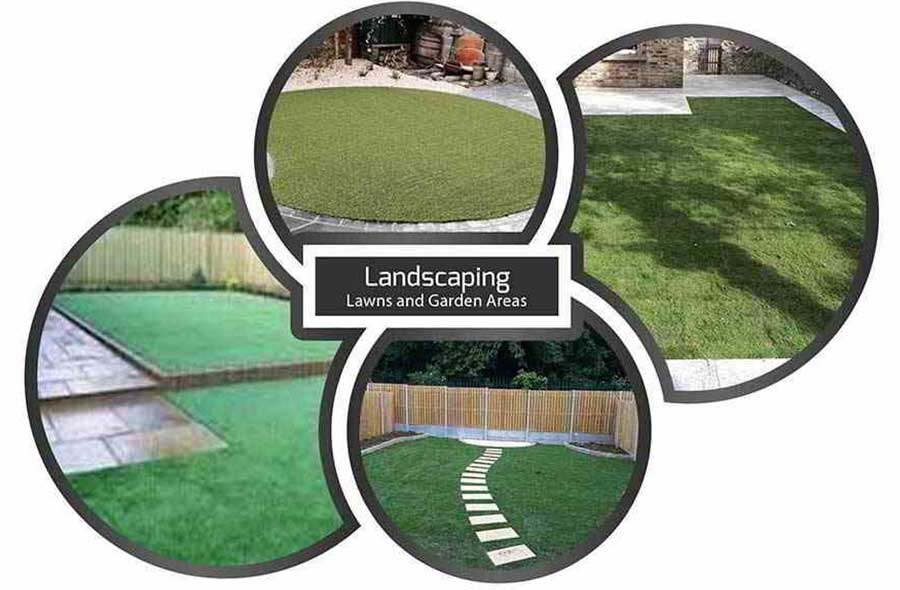 Landscaping, Lawns in Coventry and Warwickshire Areas