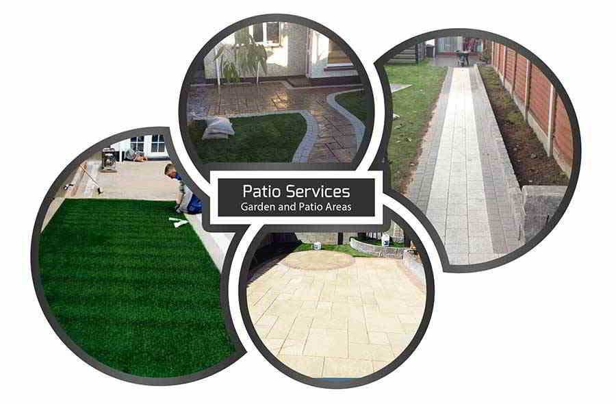 Patio Contractors for Coventry and Warwickshire Areas